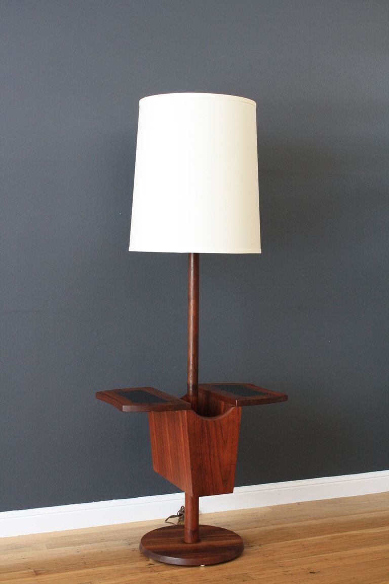 Floor Lamp With Table Attached Magnificent Floor Lamp With Table Attached  Google Search  Ideal Lamps Decorating Inspiration