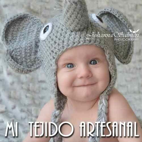 Gorritos tejidos al crochet para bebes ninos y - Gorritos bebe ganchillo ...