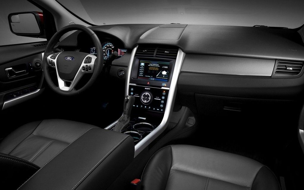 2014 Ford Edge 2014 Ford Edge Sport Interior Top Car Magazine