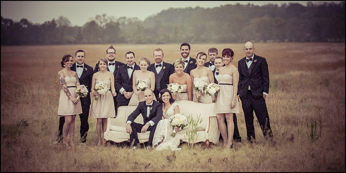 Niederman Farm Wedding Pictures