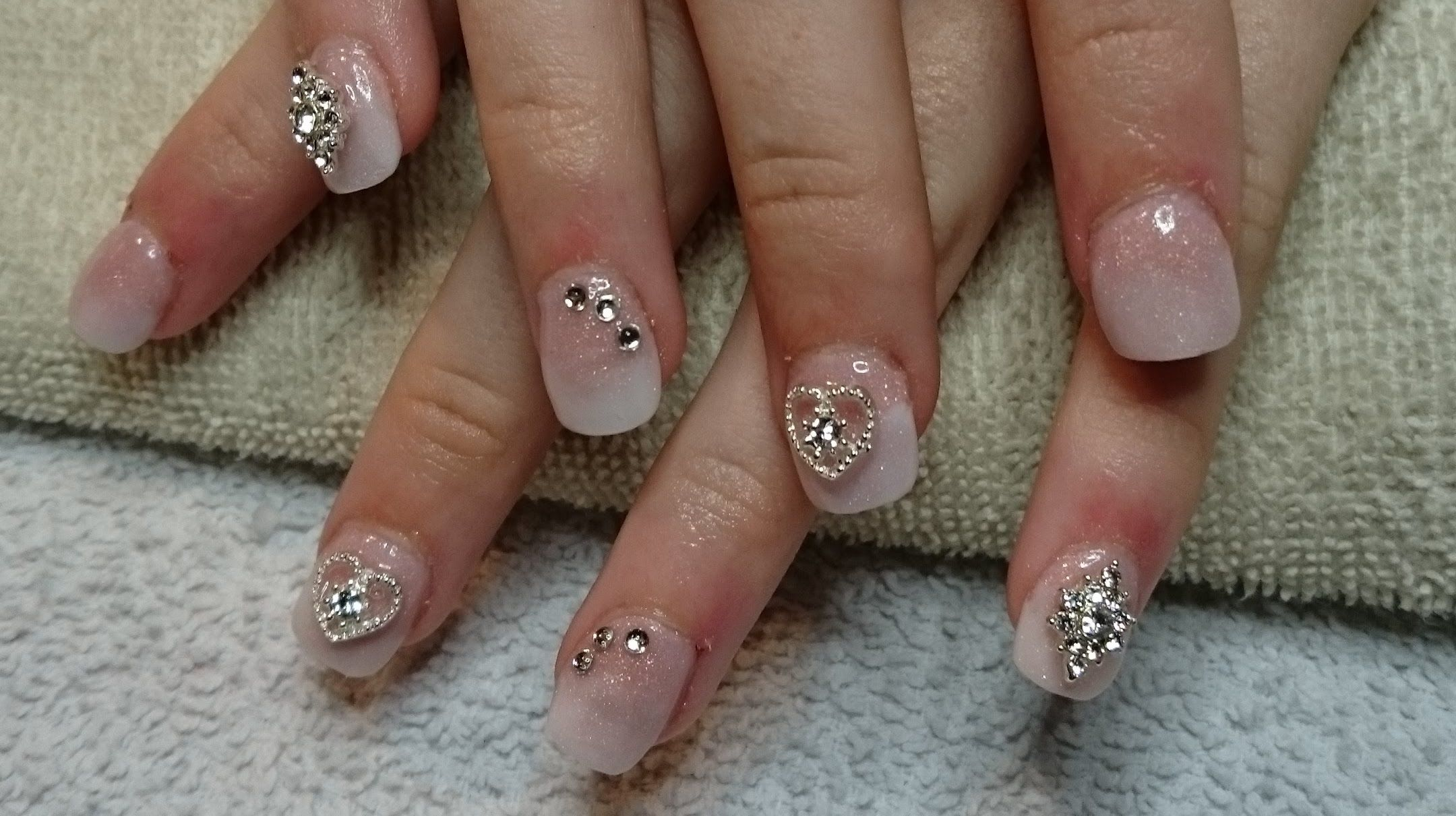 Acrylic Nails | Babyboomer | Nailsofnorway | Nails & Toes Designs to ...
