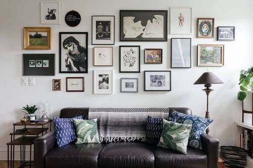Snag These Gallery Wall Ideas Living Room Decor Apartment Home