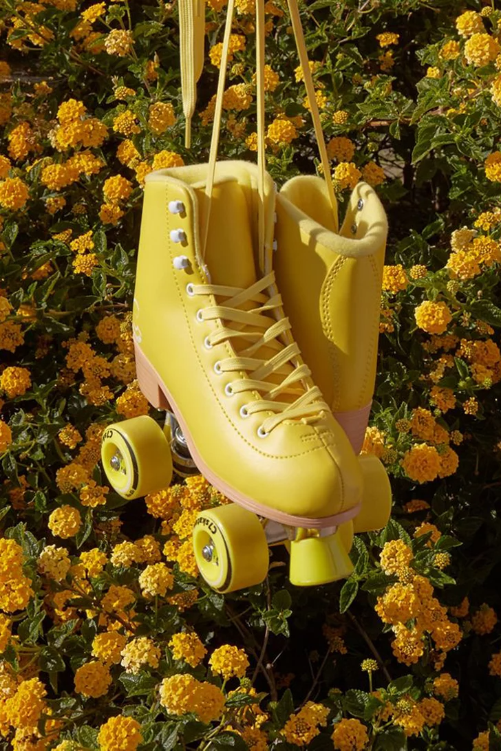 These 12 Roller Skates Are Cute Enough to Convince Me (a Major Klutz!) to Wheel It Out
