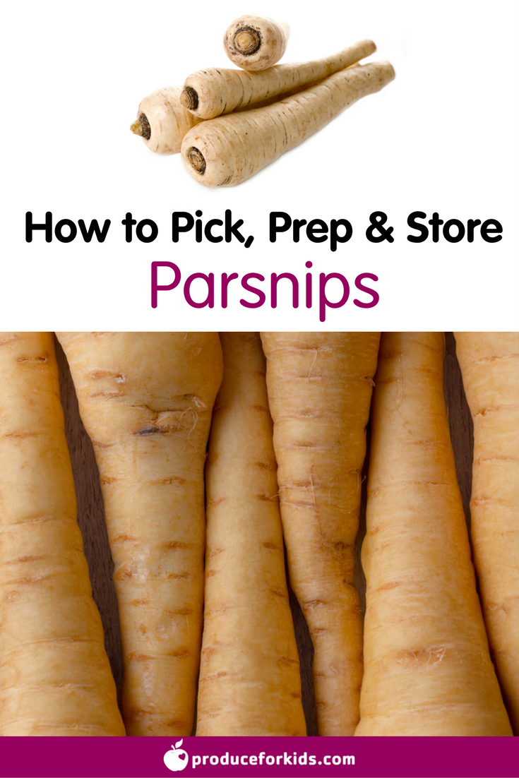 foto Parsnips Nutrition Facts
