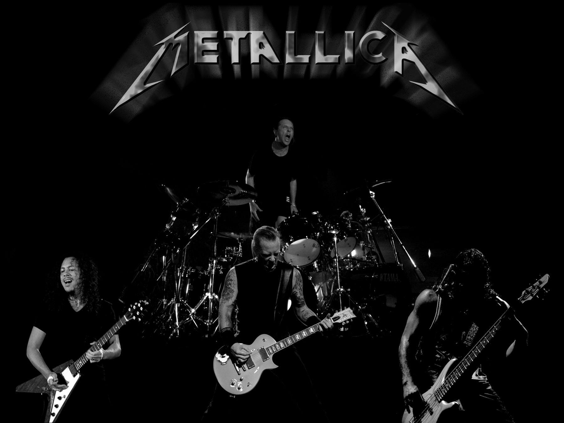 Metallica Imagines Metallica Metallica Black Album Metallica Band