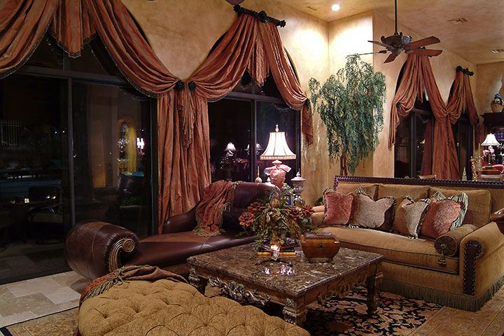 Design My Living Room Endearing Old World Living Room Ideas  Mar La Jolla Newport Denver Inspiration