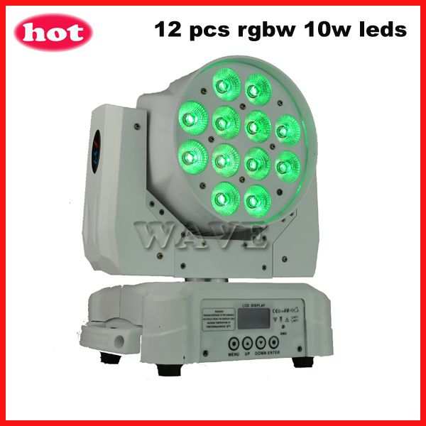 12 Pcs 4 In 1 Cree Rgbw 10w Leds Channel Mode 13ch Cooling Forced Air Convection Https Www Facebook Com Vickyhuangwaveli Led Stage Lights Cree Convection