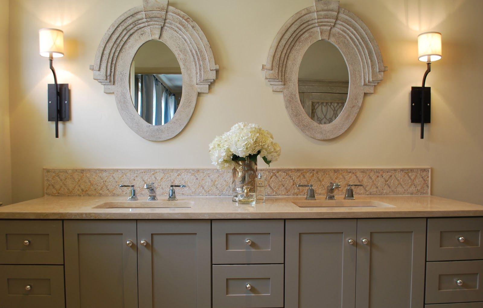 Bathroom Vanity Backsplash Ideas bathroom vanity backsplash ideas - interior | home interior