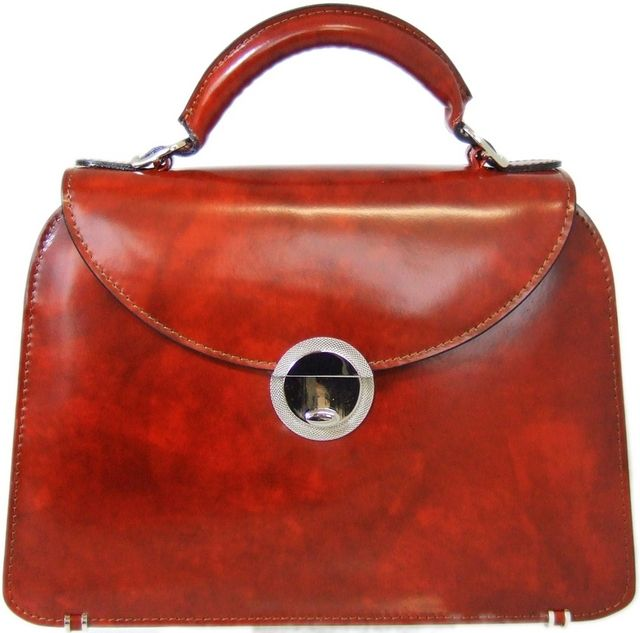 Pratesi Briefcases Veneziano Ladies Italian Leather Briefcase ...