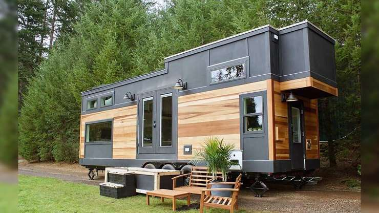 6 Tiny Houses With Huge Price Tags Building A Tiny House