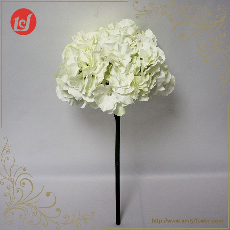 Sfh44001 hot sales new design artificial white hydrangea big silk sfh44001 hot sales new design artificial white hydrangea big silk artificial flower heads for weeding decoration mightylinksfo