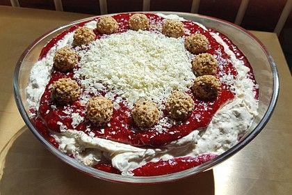 Giotto-Mascarpone-Dessert mit Himbeeren – Backen – Kochen