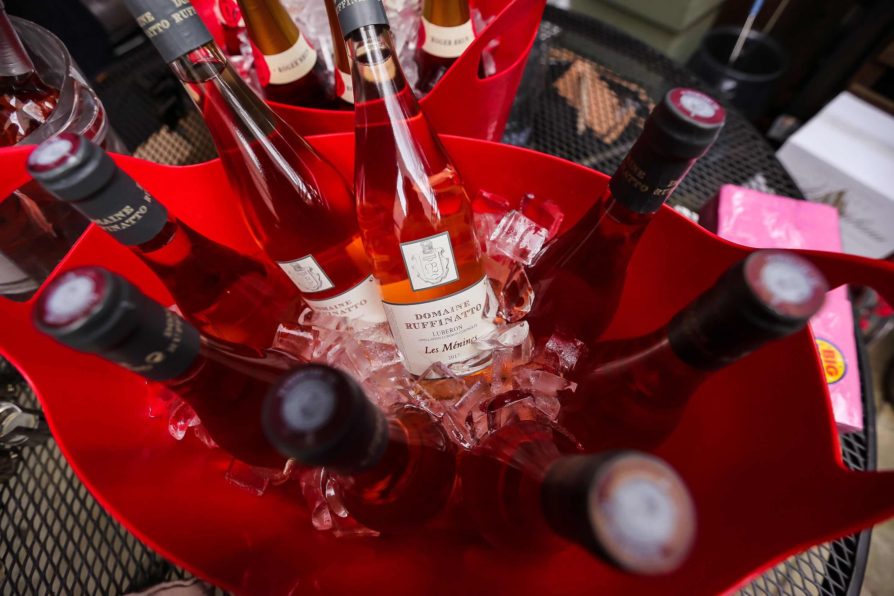 You Know Sometimes You Just Need A Bucket Of Rose Tastes Like Summer Readyforwarmweather Rosesilvousplait Rosealld French Wine Wine Tasting
