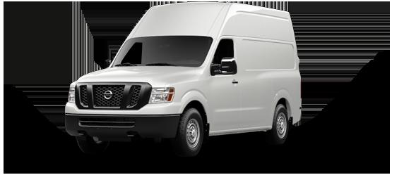 Build Your 2017 Nissan Commercial Van Custom Vans