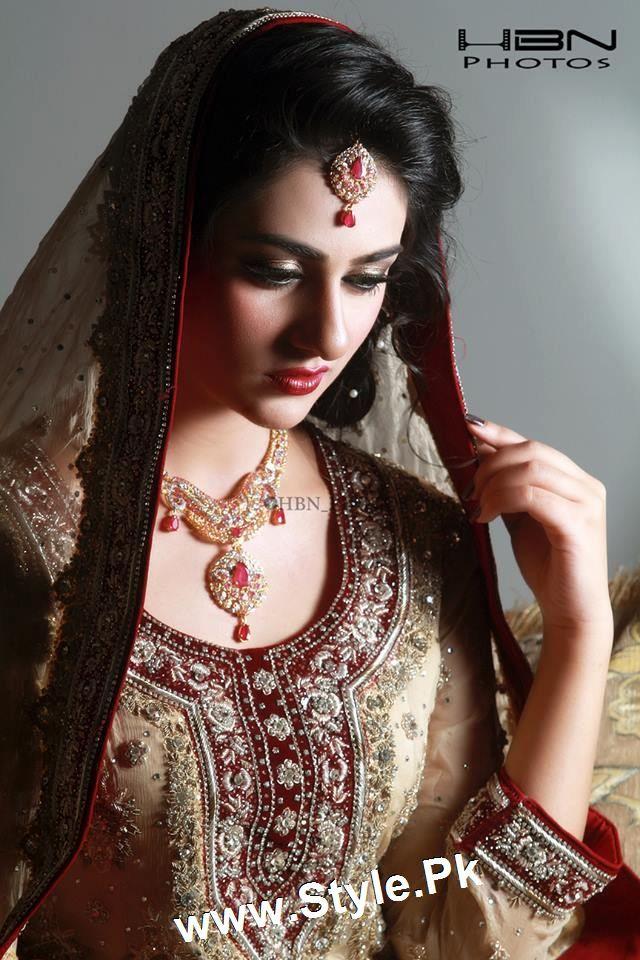 Pakistani actress sara khan wedding pictures