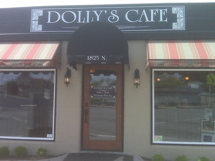 Dolly's Cafe - 1825 N. Washington by North Central High School