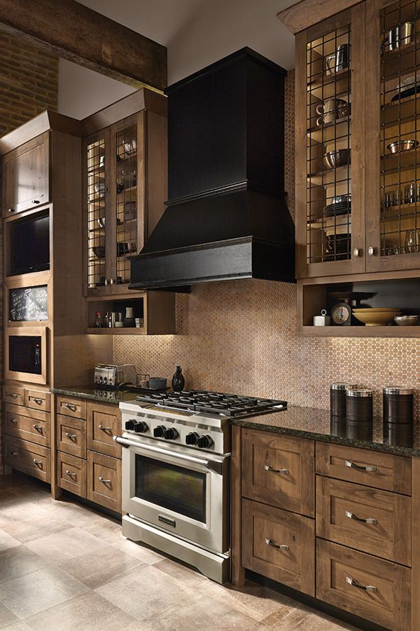 Industrial Age in 2020 Kitchen styles, Rustic