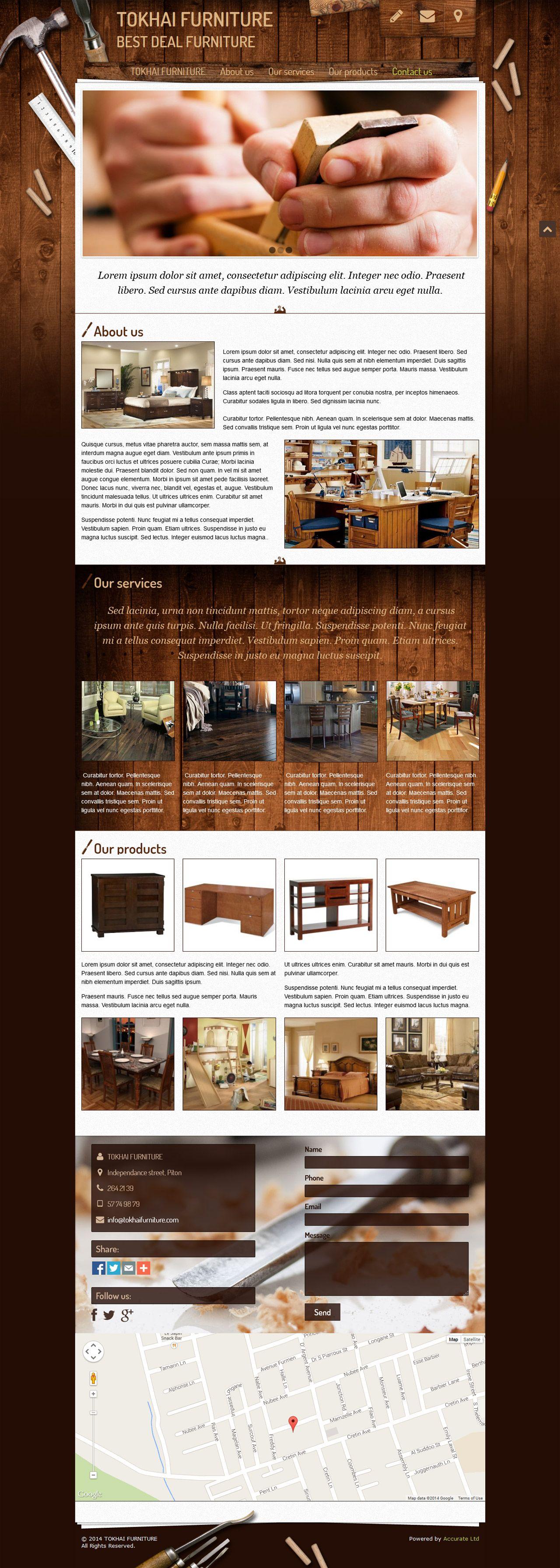 Tokhai Furniture : Best Deal Furniture