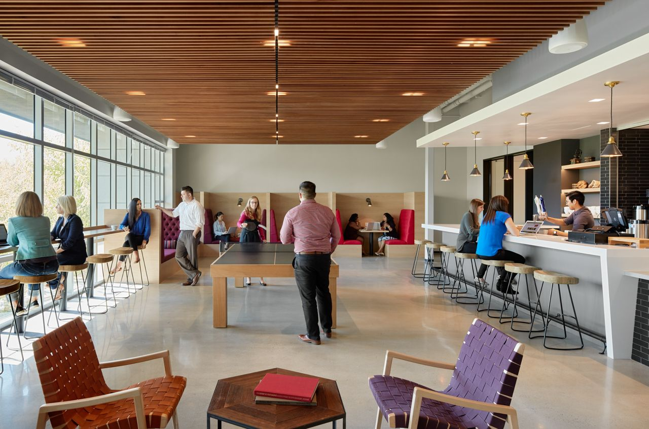 fennie mehl architects office interiors forescout san