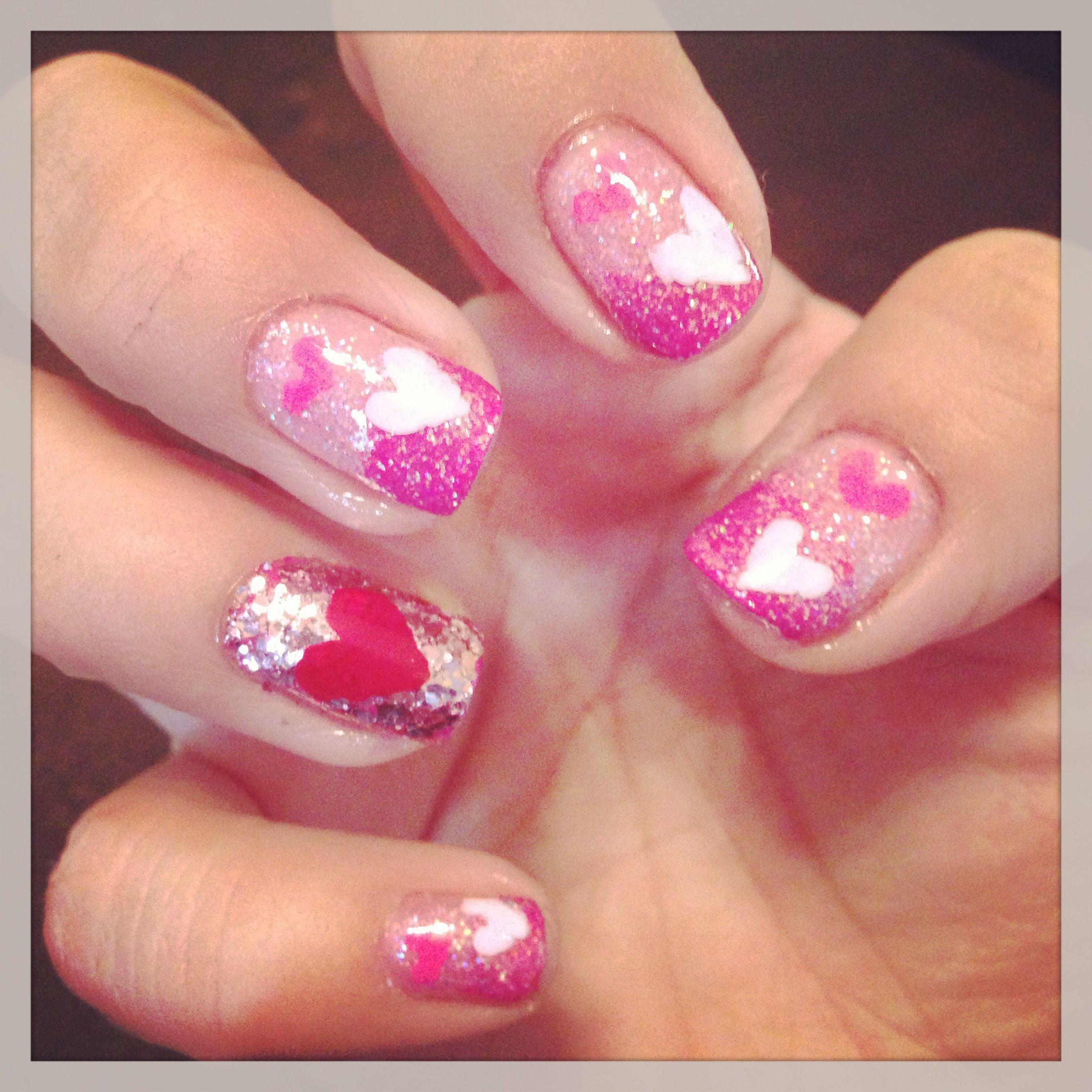 Magnificent Nails For February Inspiration - Nail Art Design Ideas ...