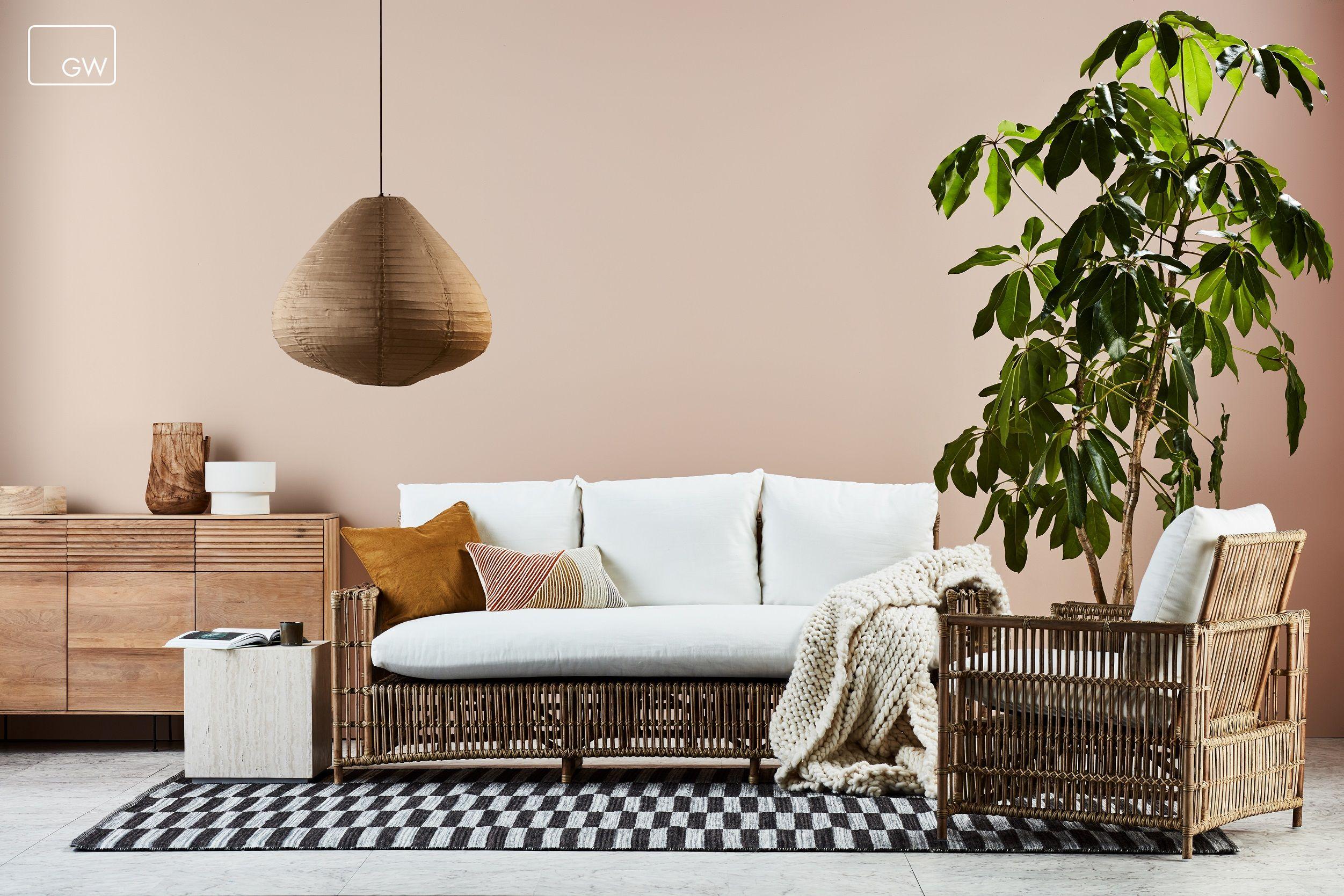 Featuring: Plantation Sofa Chair, Plantation 3 Seater Sofa, Linea Etch  Buffet, Elle