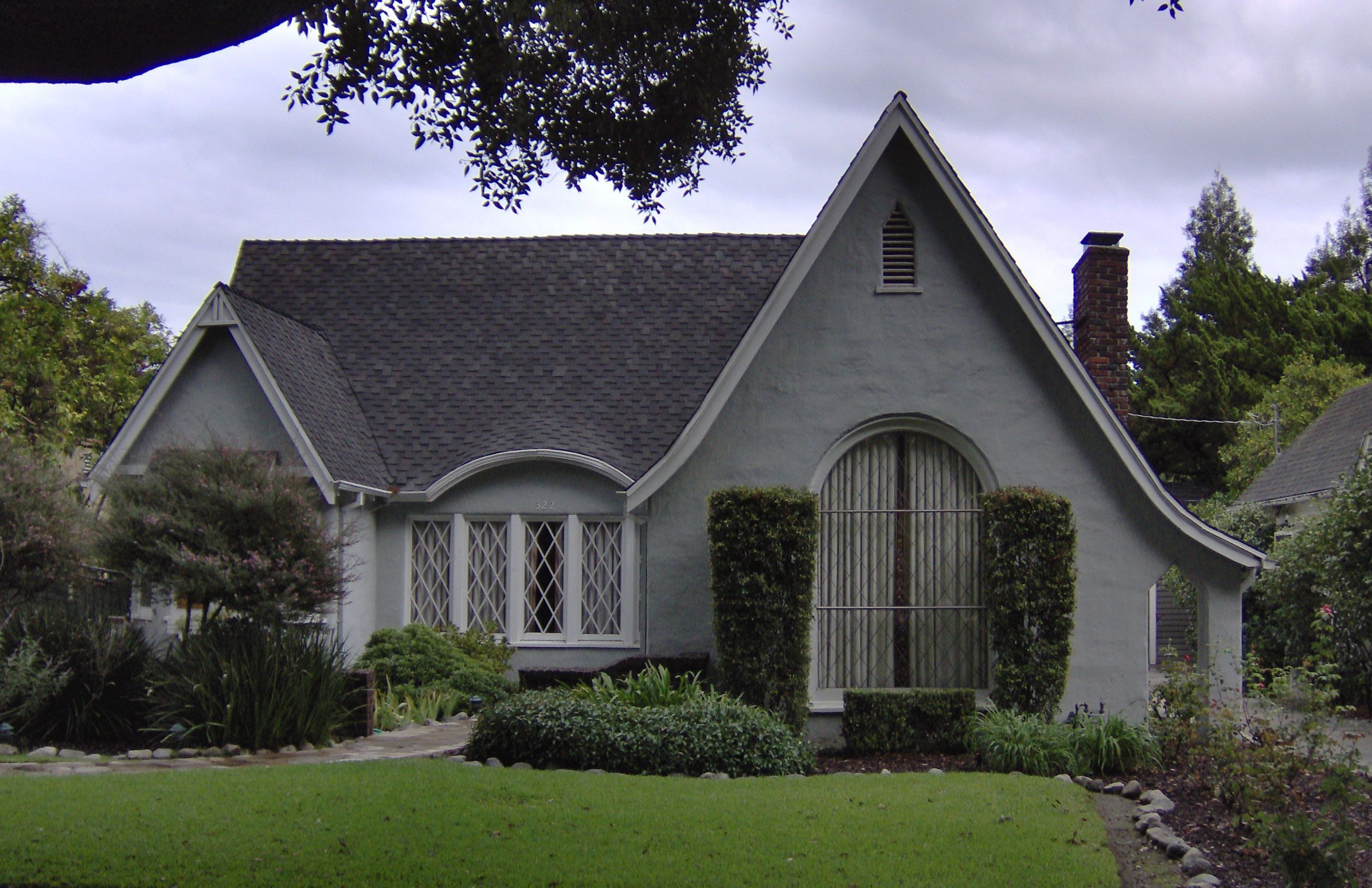 English cottage in pasadena california cottages and for English tudor cottage house plans