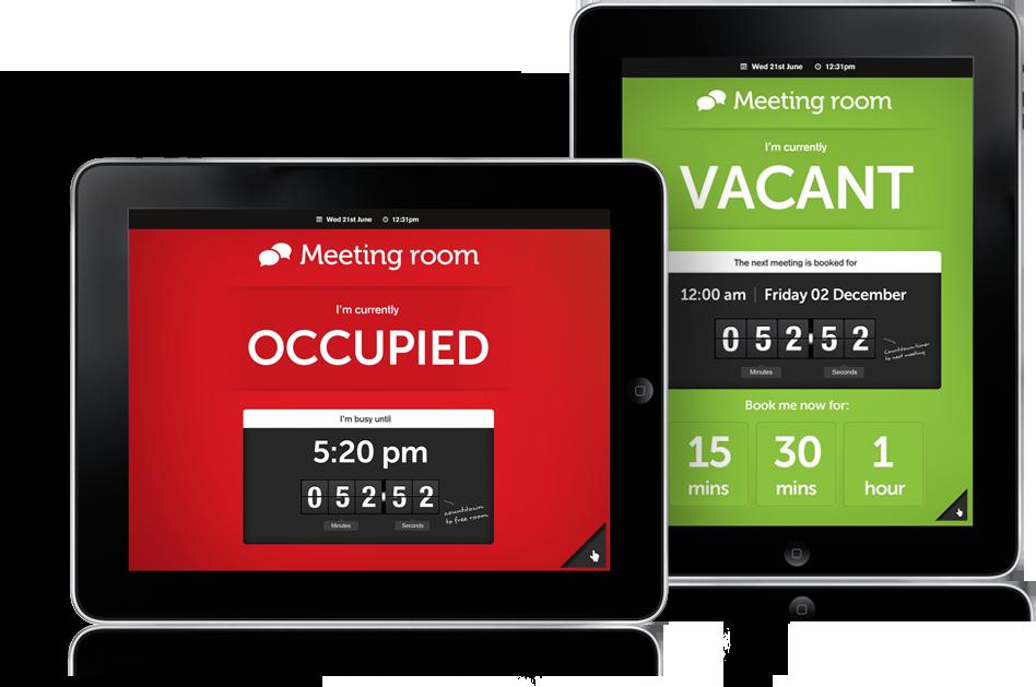 Meeting Room iOS app on Ipads | Classroom Design | Classroom