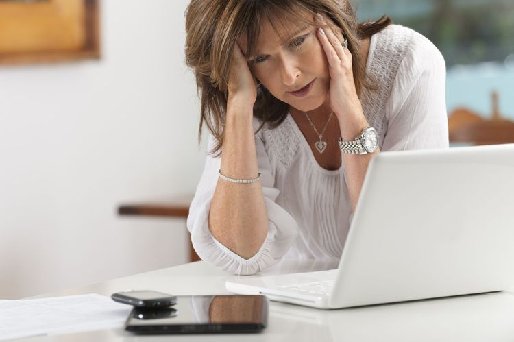 Hot Flashes—Just a Fact of Life? | Hot flashes, Stress ...