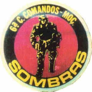 6ª Companhia de Comandos Moçambique   comandos   Crachá ...