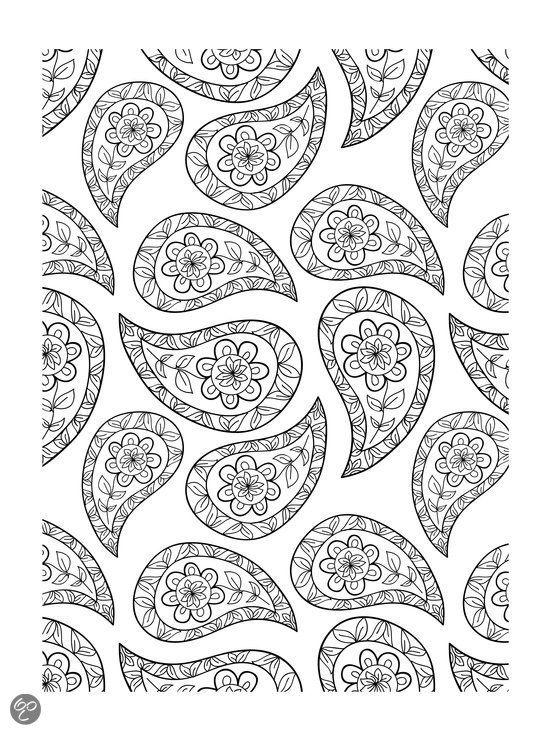 bol Creatief kleurboek voor volwassenen 9789044737684 - free bol