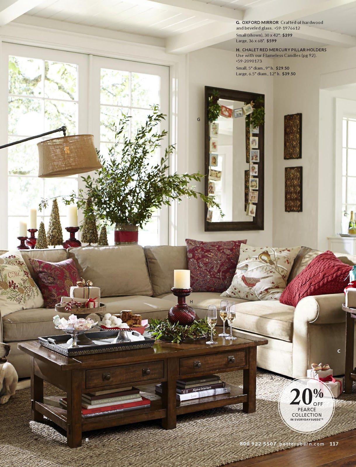 Room · Christmas Living Room