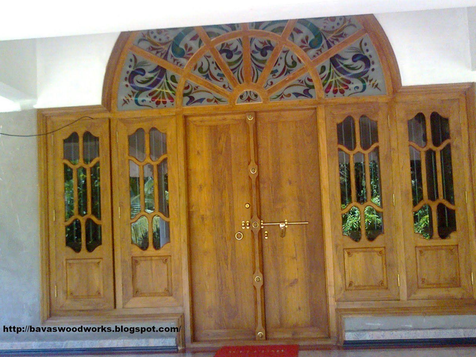 Round top front door window inserts - Wood Windows Style Arched Front Door Wooden Window Door Attractive Designs Wooden