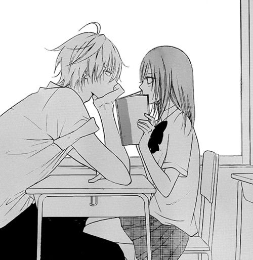 """""""I'm trying to study. Do you need something?"""" (Open rp, I'm her)"""