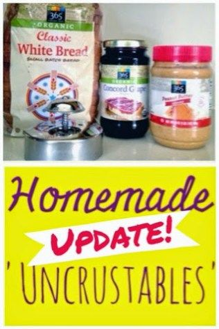 *this post contains affiliate links* One of my most popular and re-pinned posts is on how to make homemade Uncrustables.... Continue Reading