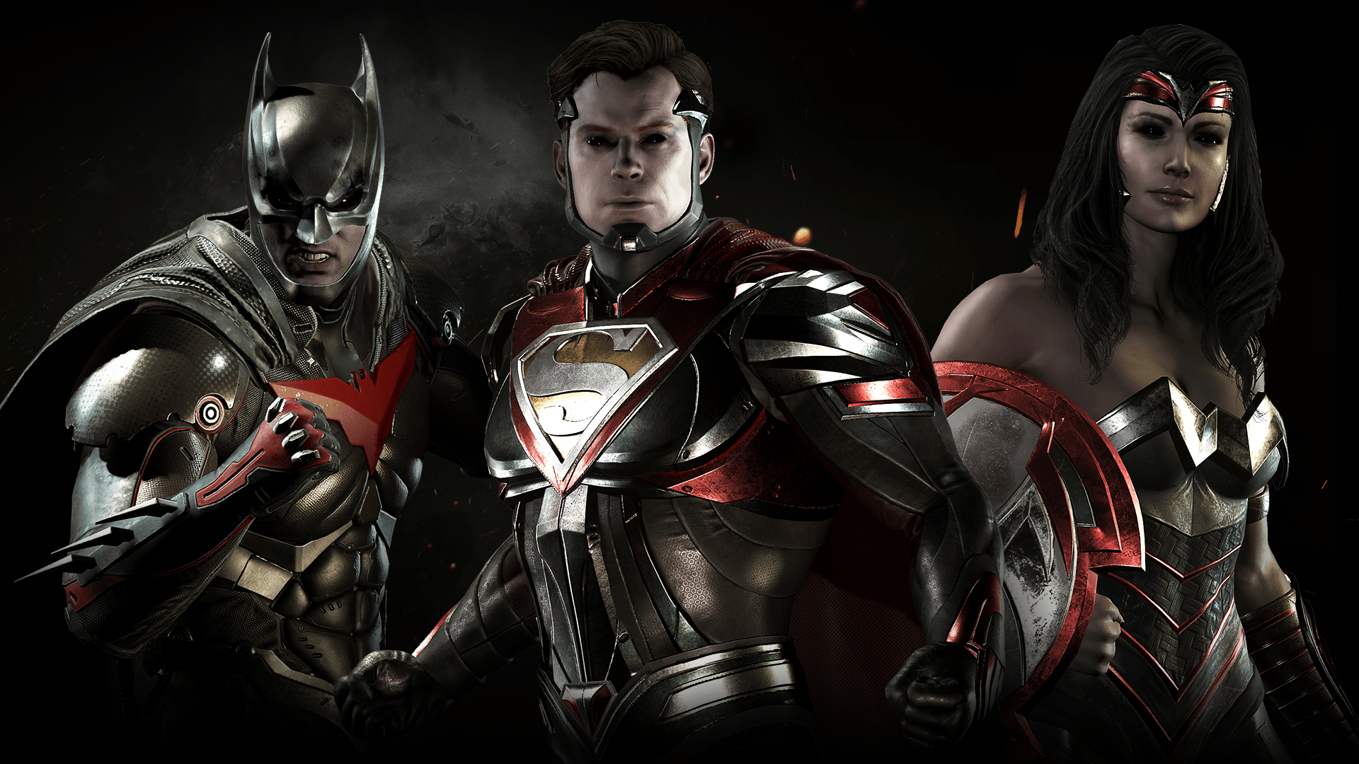 Demons Gear Shader Pack Injustice 2 Injustice Injustice 2 Batman Injustice 2