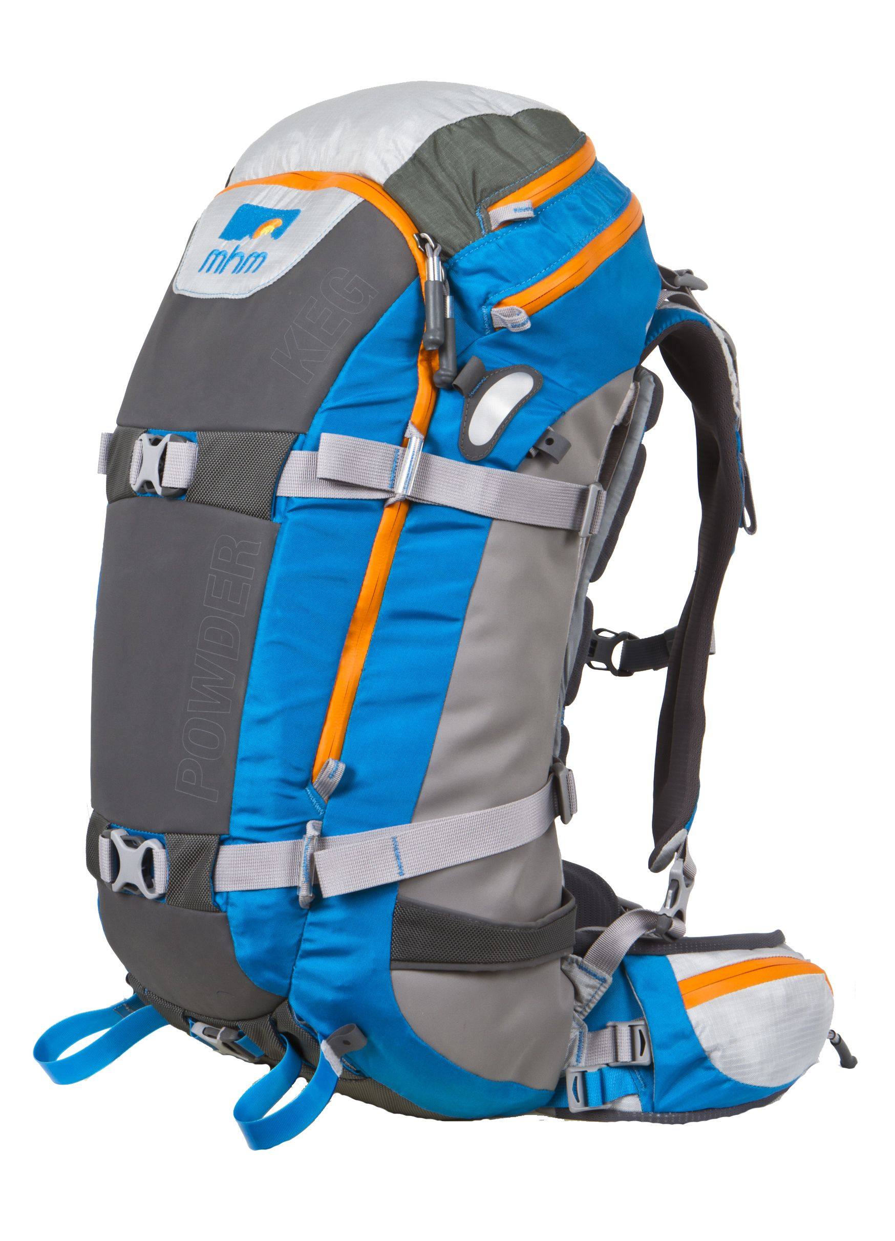 MHM POWDERKEG 32 Backpack- This backcountry snow pack features our ...