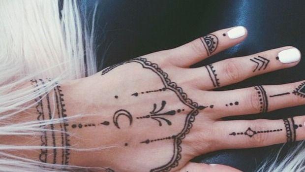 Henna Flower Drawing Tumblr Google Search Tattoos Pinterest