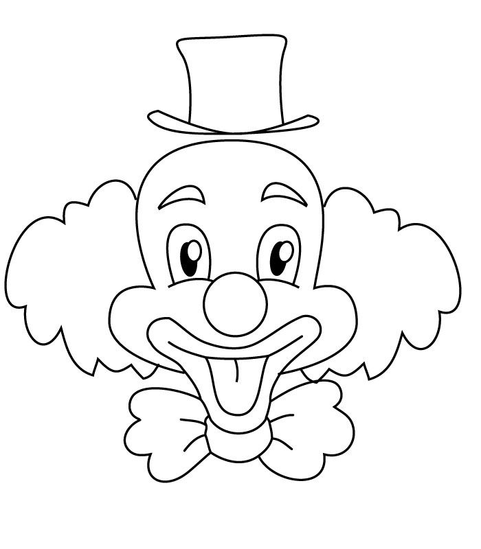 Coloriage Clown Ca.Bebe Clown Dessin Clown Coloriage Clown Clown De Ca Et