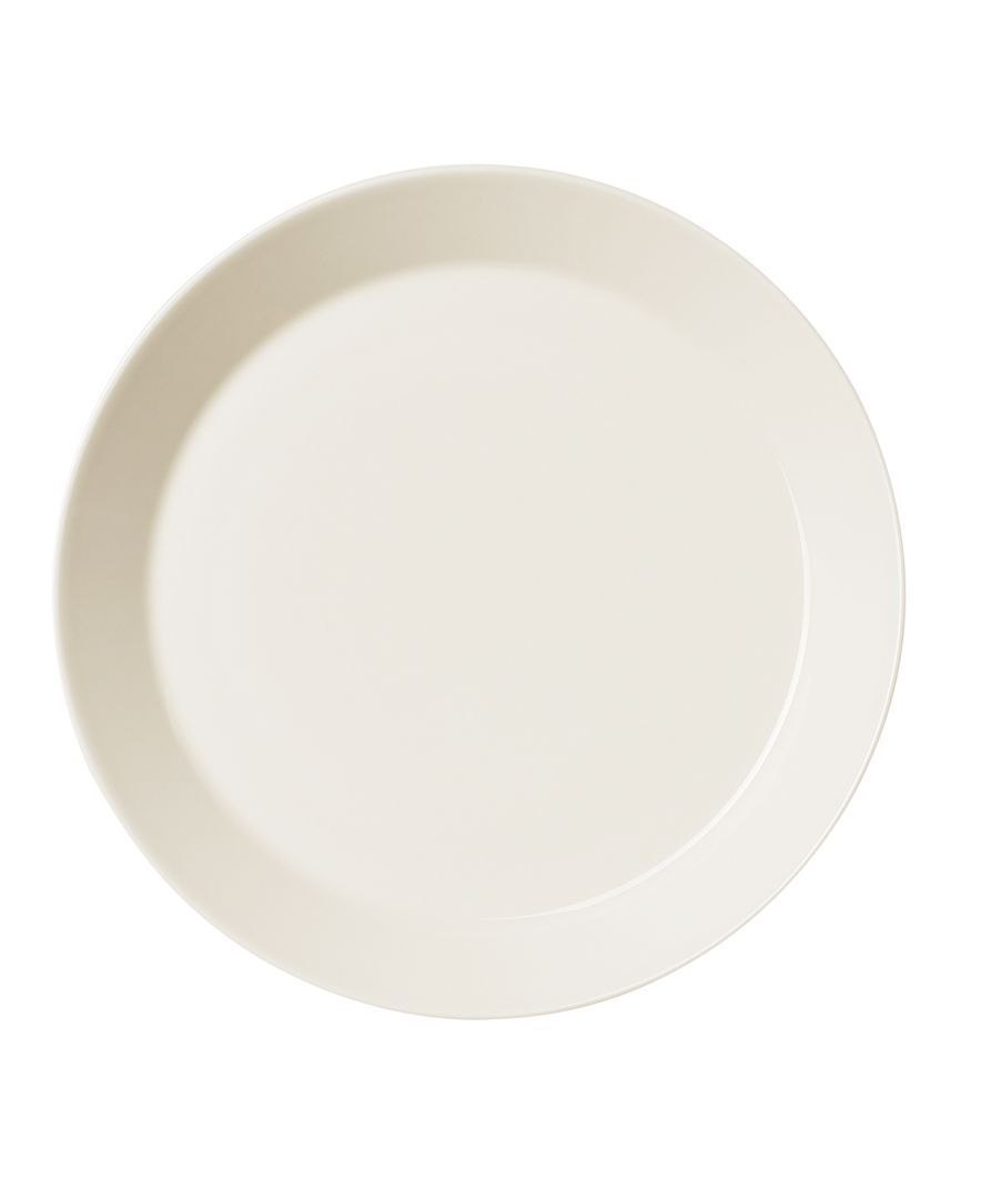 Iittala Dinnerware, Teema White Dinner Plate