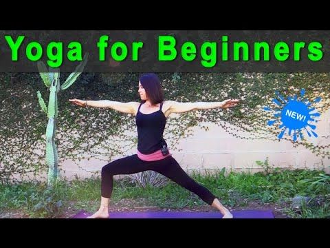 yoga for beginners on youtube with michelle goldstein of