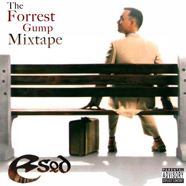 Forrest Gump (mixtape) listen or download at https://e-sod.bandcamp.com/album/forrest-gump-mix-tape