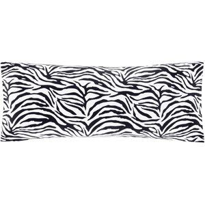Walmart Body Pillow Cover Magnificent 17 Zebra Living Room Decor Ideas Pictures  Body Pillow Covers Design Ideas