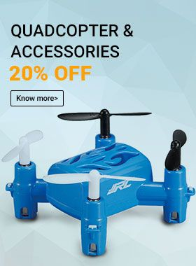 Quadcopter&Accessories