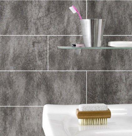 Dumalock 2 Tile Stone Light Concrete Bathroom Concrete Bathroom Tiles Beige Tile