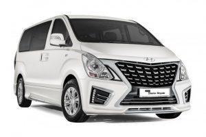 New Hyundai Starex 2019 First Drive Car Gallery
