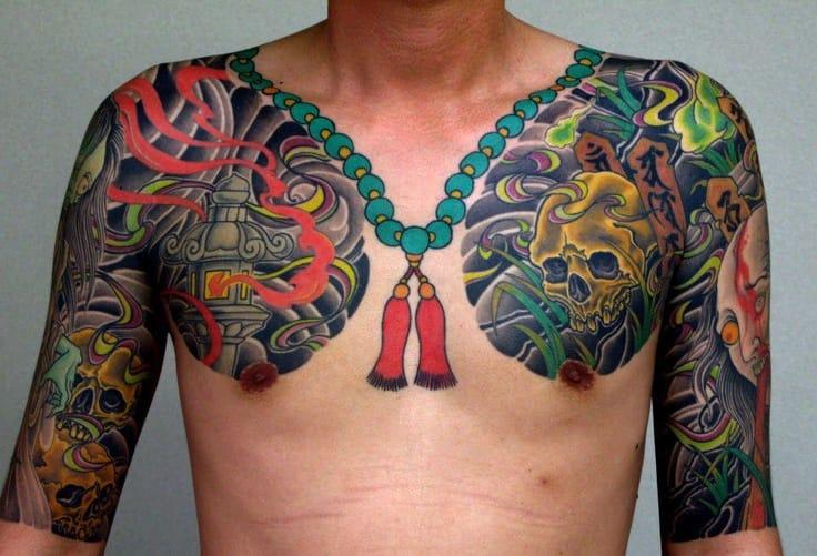 16 Bold Japanese Tattoos By Miyazo