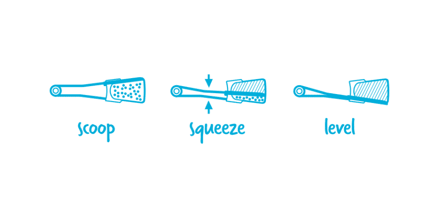 Measuring Spoons with a Built-In Topping-Off Mechanism - Core77