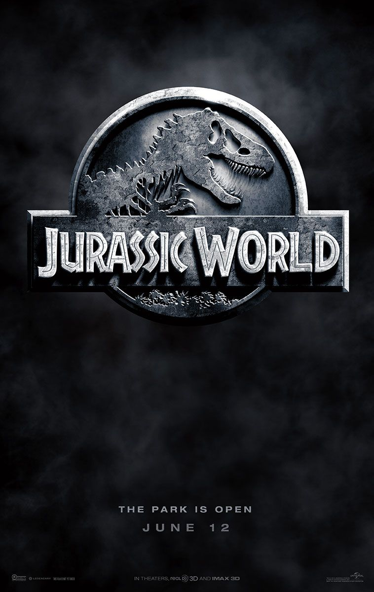 Watch the Official Jurassic World Trailer Now Movies