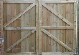 Verbazingwekkend Afbeeldingsresultaat voor zelf houten tuinpoort maken | Houten EA-36
