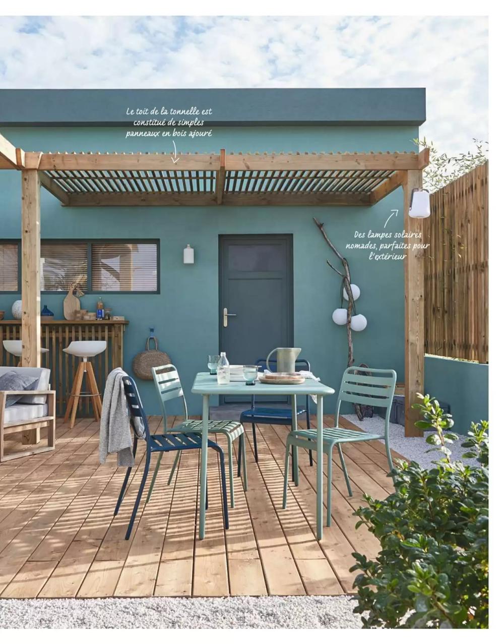 Catalogue Leroy Merlin - Promocatalogues.fr en 2020 | Aménagement petite terrasse, Véranda zen ...